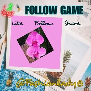 Other - My first Follow Game!